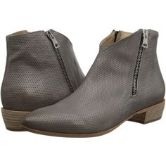 Cordani Prime Women's Zip Boots ($178) ❤ liked on Polyvore featuring shoes,  boots · Grey BootsGrey Leather ...