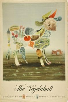 'The Vegetabull'