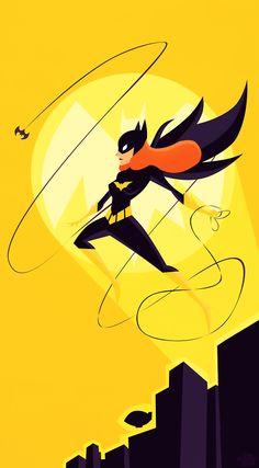 Batgirl by Tigerhawk01
