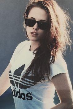 Kristen Stewart. i like her style, it's so chill.