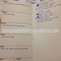Bullet Journal System Rehashed