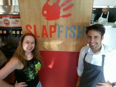 Read inside all about the newest Slapfish located in Laguna Beach! Fresh and sustainable and delicious!!