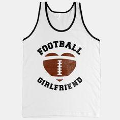 Football Girlfriend !! ♥ #fall #footballseason #love @Maggie Bermel @Rachel Spinler