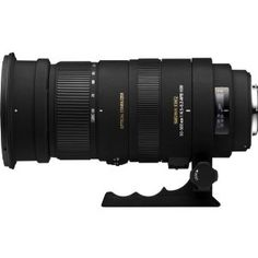 Sigma 50-500mm f/4.5-6.3 APO DG OS HSM SLD Ultra Telephoto Zoom Lens for Nikon Digital DSLR Camera by Sigma. $1509.00. Sigma's APO 50-500mm F4.5-6.3 DG OS HSM is an advanced optical design of this 10x power high-performance zoom lens that covers the standard-to-super-telephoto range, now with the added advantage of Sigma's own Optical Stabilization which offers the use of shutter speeds approximately 4 stops slower than would otherwise be possible. Sigma is the on...