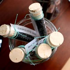 --I LOVE this idea for wedding favors - especially since Matt and I love tea...