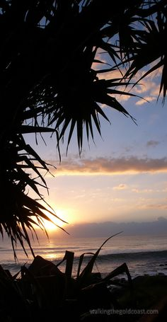 #Sunrise #Burleigh Heads