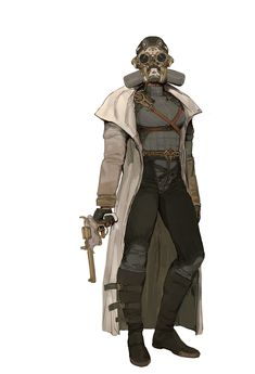 OutLaw by Hugo RichardSomething I was working on my free time with procreate! Futuristic Armour, Character Design Inspiration, Fantasy Characters, Character Design, Steampunk Artwork, Character Inspiration, Fantasy Character Design, Star Wars Rpg, Dieselpunk