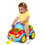 Bright Starts Having a Ball Pop & Roll Roadster