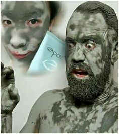 神友貼神圖來訊問候我:下禮拜抵台25條先。 誰用阿?我,懶時半個月一條  世上為什麼優秀之人還比我凡人更努力?氣死   ◆三十年經典 ◆泥膜界愛瑪仕  ◆毛孔充滿氧氣會呼吸 ◆毋須言語  Marine mud mask at its best… For the face & body  #mudmask #skincare #facecare #love #life #lifestyle #beauty #menloveittoo #acne #skin #salon #blog #healthy #clear #nuskin #routine  #formen #fashion