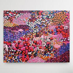 Acrylic on canvas 122cm x 91cm