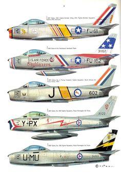 17 North American F-86 Sabre Page 28-960