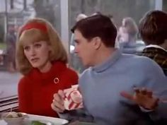 """The famous """"Food Fight!"""" scene from Animal House: http://www.imdb.com/title/tt0077975/"""