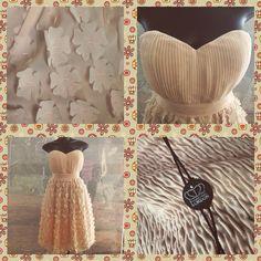 Um vestido de princesa para princesas como você