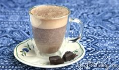 This recipe is super easy and delicious. Just blend chocolate and milk. Using chocolate instead of cocoa powder makes it richer, which I love. The advantages of using a blender are: you don't have to chop the chocolate, you don't …  Continue Reading →