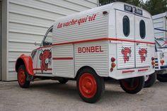 Citroen H Van, Commercial Van, Small Trucks, French Classic, Old Tractors, Taxi, Recreational Vehicles, Blue, Autos