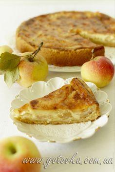 Яблочный пирог цветаевский (Apple Pie)