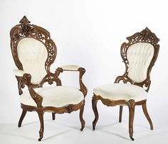 Victorian Belter Furniture | Victorian House Lovers