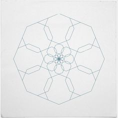 #405 Octangularity – A new minimal geometric composition each day