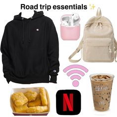 Road Trip Checklist, Travel Packing Checklist, Road Trip Packing List, Road Trip Hacks, Travelling Tips, Traveling, Travel Bag Essentials, Road Trip Essentials, Road Trip Outfit