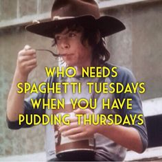 Pudding Thursdays