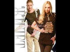 September 2013 Zhurnal MOD 570 Russian crochet n knit patterns from www....