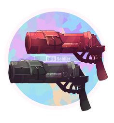 Weapon commission 70 by Epic-Soldier.deviantart.com on @DeviantArt