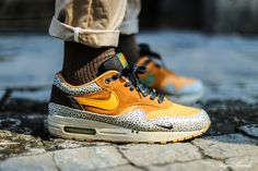 check out 58065 b2dbe Nike Air Max 1 B Atmos Safari Air Max 1, Nike Air Max, Chaussures