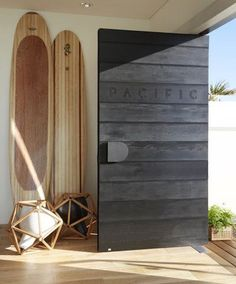 What's the first thing you see when you visit someone's home? Of course, it's the front door! And as you'd imagine, a beautiful front door is vital to make a . Read Front Doors that Will Make Your Beach House Stand Out