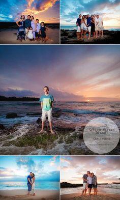 Why a Sunset Photo Shoot on Oahu? Oahu Photographer, Family Portraits on the Beach, Photographer in Waikiki, Four Seasons Best Photographer, Turtle Bay Photo Shoots, Disney Aulani Affordable Photographer, www.jenniferbrotchie.com