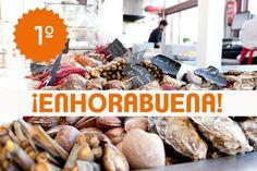 Nuestro puesto Distribumar, numero 1 en ventas de España!