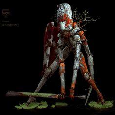 ArtStation - Forest guardian #2, Mikhail Rakhmatullin