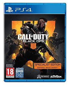 Call of Duty Black Ops 4 - Specialist Edition (PS4) - Default