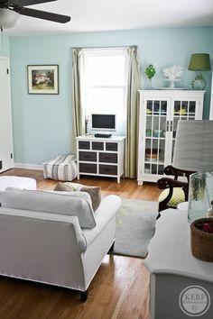 Home Improvements for a Coastal Beach House style!