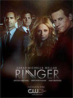 """Infelizmente não veremos mais o drama """"Mexicano"""" Ringer! A serie não foi renovada para a 2°T pela CW. Apesar dos clichês gostaria que a serie tivesse uma conclusão ou um final feliz pelo menos :)"""
