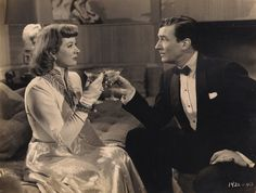 Greer Garson and Walter Pidgeon in Julia Misbehaves (1948)