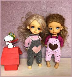 Lati dolls Cookie & Jia