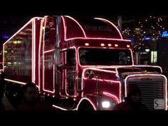 Coca Cola Weihnachtstruck Tour Parade Christmas Coke Trucks 2010 Berlin