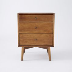 Mid-Century Side Tables - Acorn