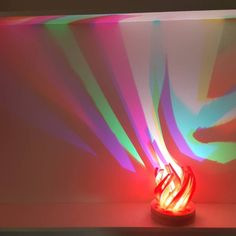 3D Printable Wild Reflection Lamp    by Job Smolders