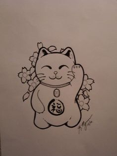 I am obsessed with cats, I love most aspects of Far East Asian culture and I live in China- enough said!