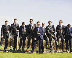 """33 | Best men  www.treinta-tres.com #33 #pushtheboundaries #wedding #bestman #socks #tie #menswear"