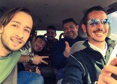 Anche Radio 105 ha scelto www.guidaboh.it. Paolino and Dj Sonik,