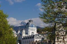 Le Palais Lumière à Evian les Bains