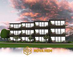 Interior Architecture, Interior Design, Container Buildings, Landscape Design, My Design, Behance, Profile, Mansions, House Styles