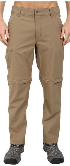 Marmot Transcend Convertible Pant Short (Desert Khaki) Men's Casual Pants - Marmot, Transcend Convertible Pant Short, 52410S-7203, Apparel Bottom Casual Pants, Casual Pants, Bottom, Apparel, Clothes Clothing, Gift - Outfit Ideas And Street Style 2017