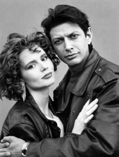 Geena Davis Jeff Goldblum. and follow what you love. Create your own Tumblr blog today.