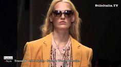 """""""Italian Fashion"""" - """"TRUSSARDI"""" - """"2016 Spring Summer""""  Women - """"Italian..."""
