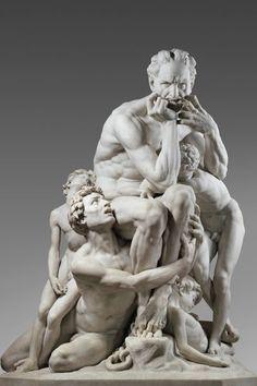 Ancient Greek Sculpture, Greek Statues, Ancient Art, Buddha Statues, Stone Statues, Carpeaux, Tattoo Symbole, Greek Art, Art Plastique
