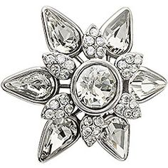 Chamilia Sterling Silver Starburst Lock Bead With Swarovski® Crystals Pandora Beads, Pandora Bracelets, Pandora Charms, Chamilia Jewelry, Sterling Silver Jewelry, Swarovski Crystals, Fashion Jewelry, Bling, Jewels