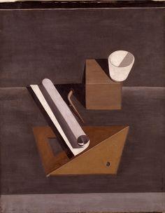 Le Corbusier (1887 - 1965) Le bol blanc, 1919